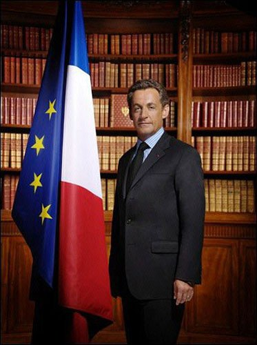 French President Nicolas Sarkozy Urges Carbon Tax